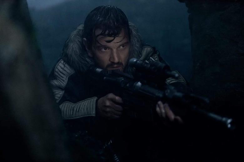 Rogue One A Star Wars Story - Diego Luna as Cassian Andor