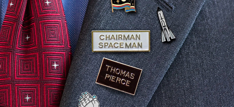 chairman spaceman