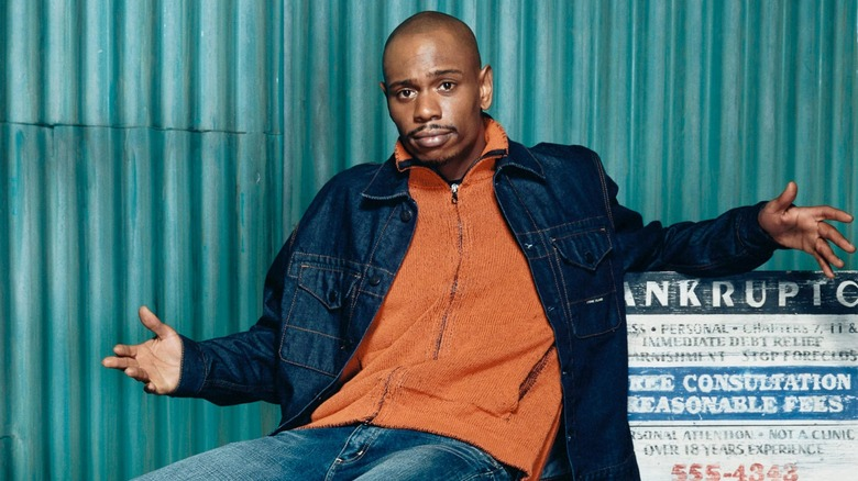chappelle's show removed
