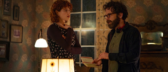 Charlie Kaufman stopped caring