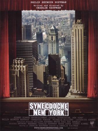 Synecdoche New York Movie Poster