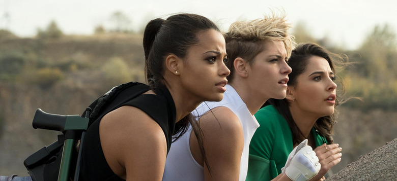 charlie's angels first look