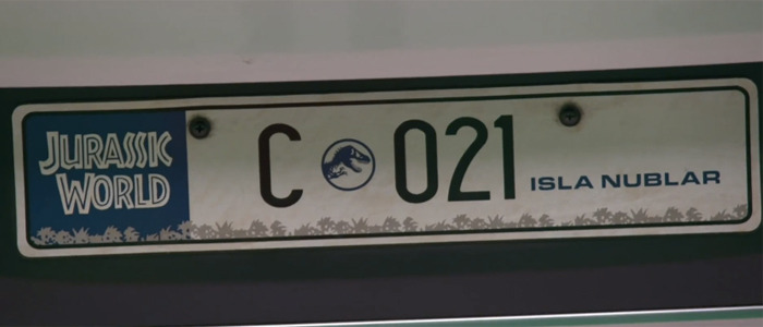 New Jurassic World Vehicles