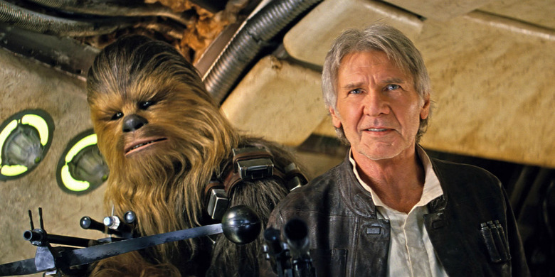 Chewbacca Han Solo Spinoff