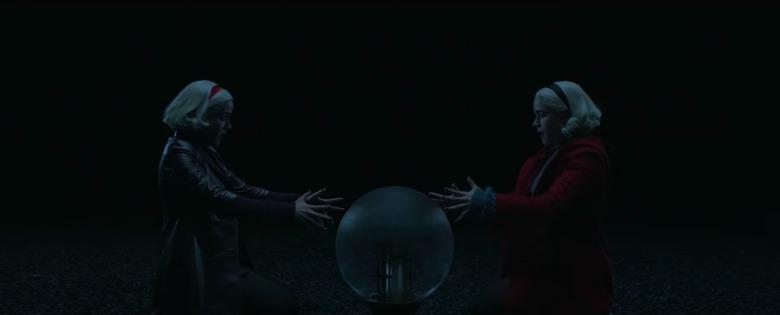 chilling adventures of sabrina season 4 trailer