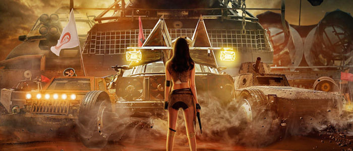 chinese mad max rip-off