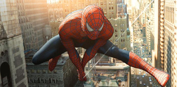 Chris Columbus Spider-Man