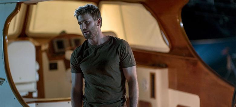 Chris Evans Joins Bermuda Triangle Movie