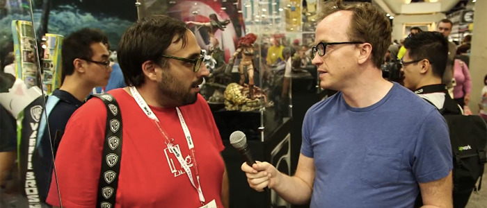 Chris Gethard Comic Con petition