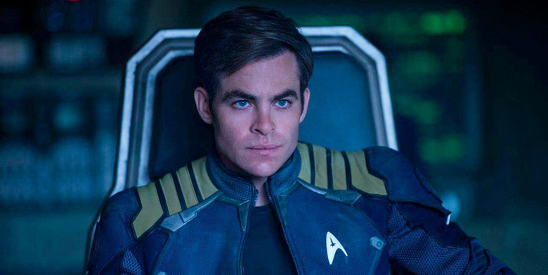 Chris Pine Leaves Star Trek 4