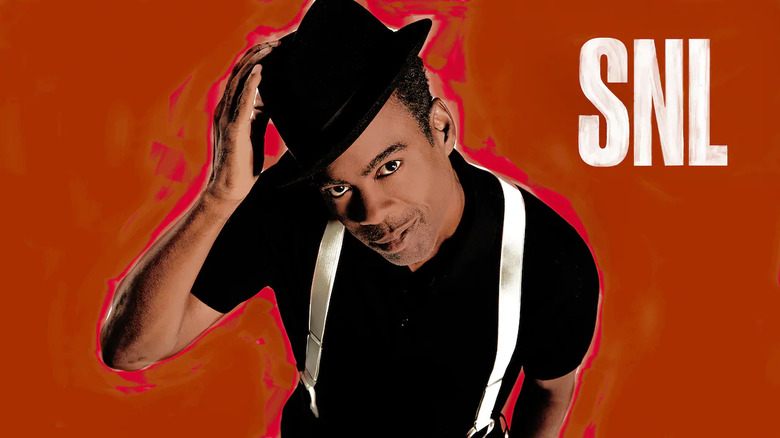 Chris Rock Hosted Saturday Night Live