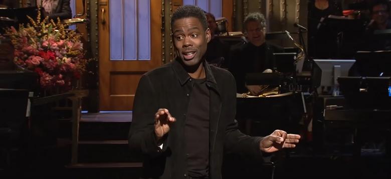 Chris Rock Hosting Saturday Night Live