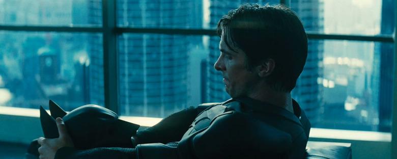 Christian Bale in Batman V Superman