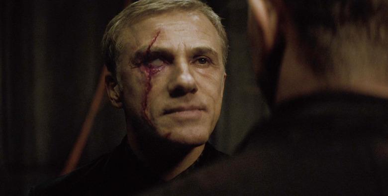 Spectre - Christoph Waltz not in James Bond 25