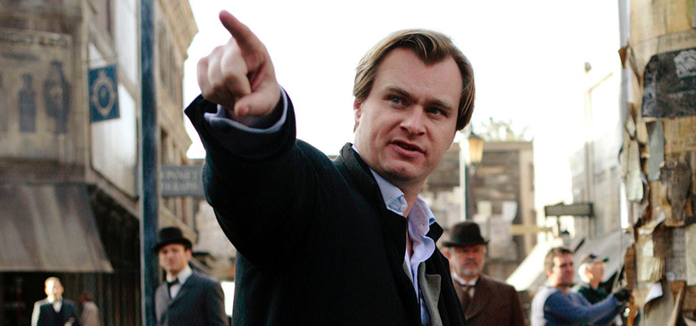 Christopher Nolan's movie theater essay