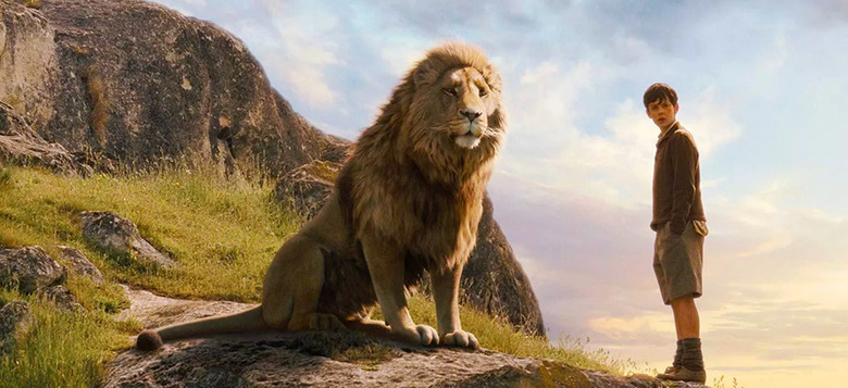 Chronicles of Narnia Netflix Series
