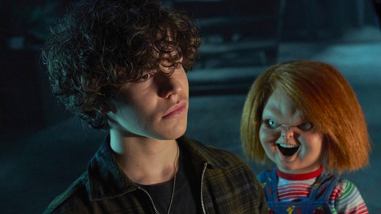 Chucky Review: Everyone s Favorite Killer Doll Makes A Bloody Jump To TV