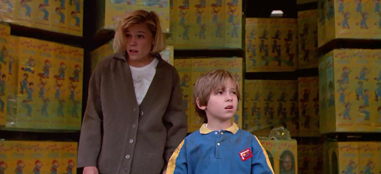 Chucky cast Alex Vincent and Christine Elise