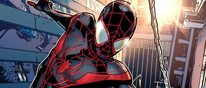 new Spider-Man first look