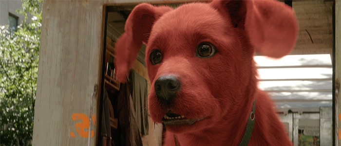 Clifford the Big Red Dog Release Date Delayed