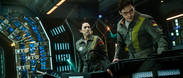 The Cloverfield Paradox connections