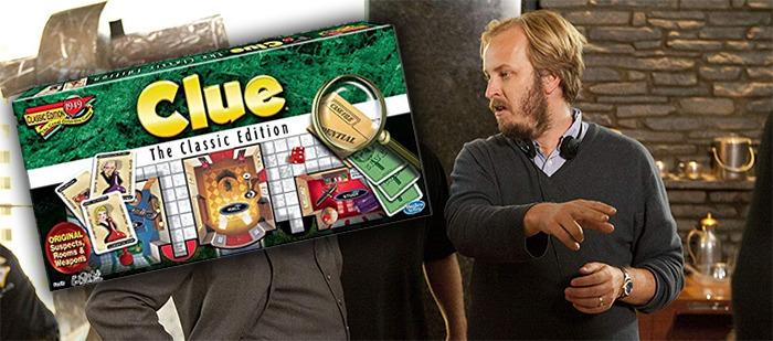Clue Remake Director - James Bobin