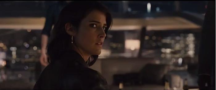 Cobie Smulders in Jack Reacher 2