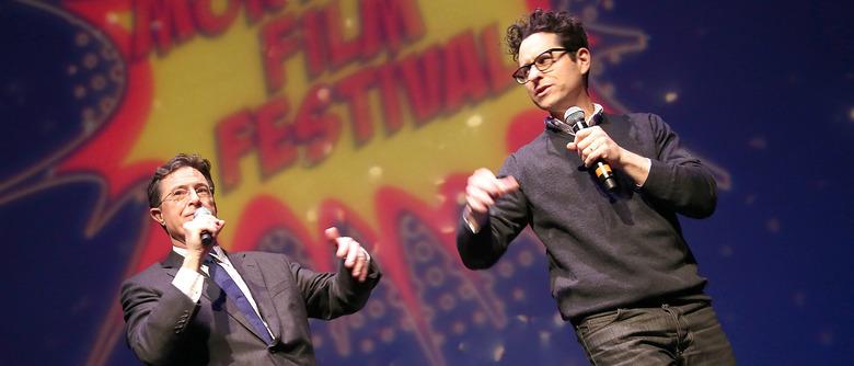 Montclair Film Festival Presents Celebrity Nerd-Off: Stephen Colbert & J.J. Abrams