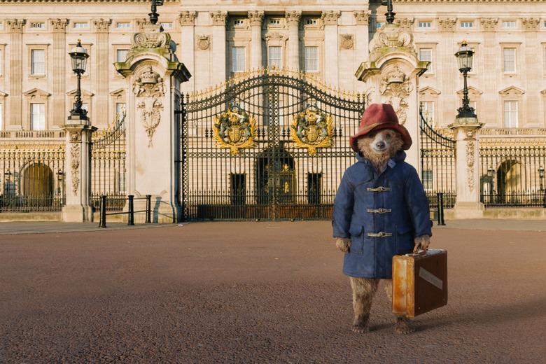 Colin Firth Exits Paddington
