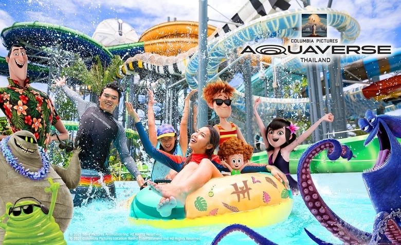 Aquaverse theme park