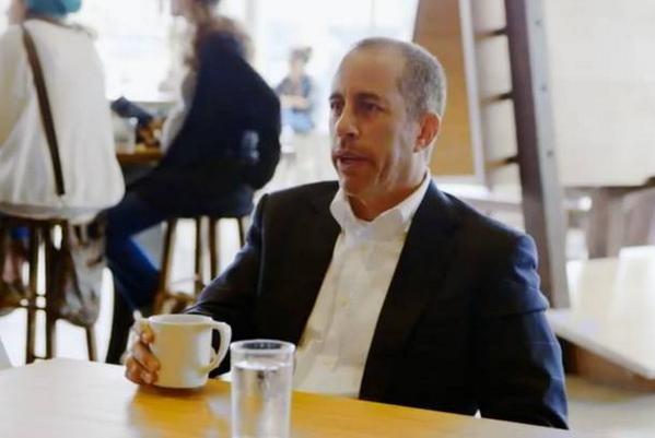 Jerry Seinfeld Comedians in Cars Getting Coffee season 5