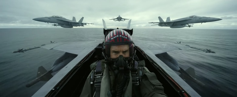 Top Gun 2 trailer