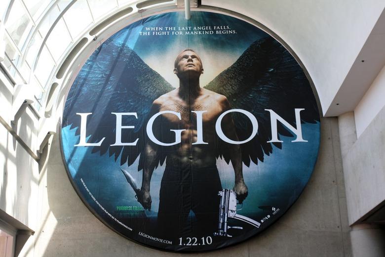 LEgion at Comic Con