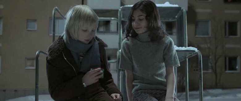 Comics Like Let the Right One In
