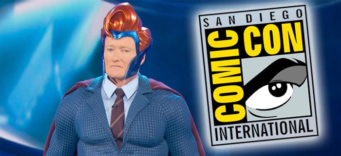 Conan 2018 Comic-Con Episodes