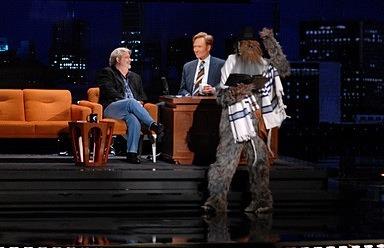 George Lucas on Conan O'Brian