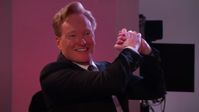 Conan O Brien Was The Funniest Part Of The 2021 Emmys