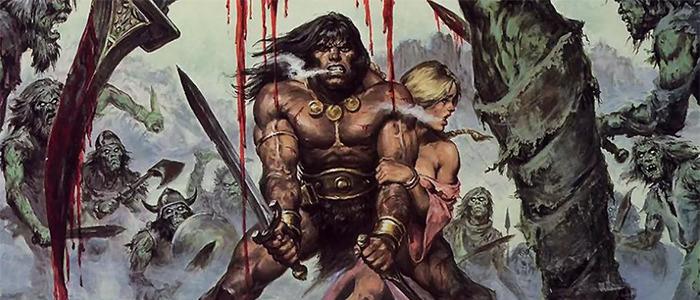 Conan the Barbarian TV Series