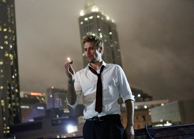 Constantine on Arrow