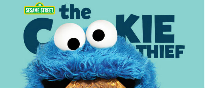 The Cookie Thief Cookie Monster special