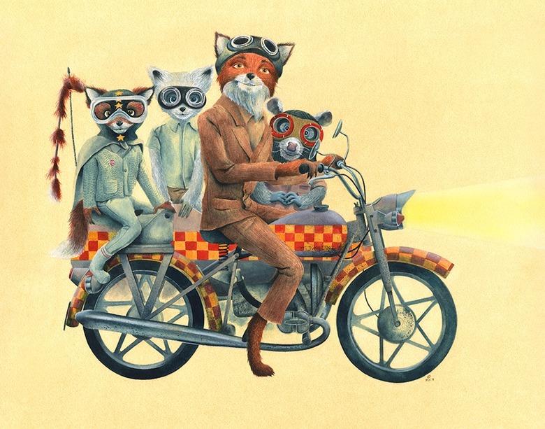 Maryanna Hoggartt - Fantastic Mr Fox