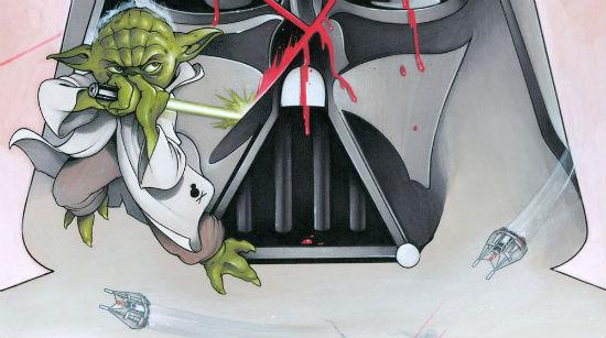 Chris Murray - Yoda Slice header