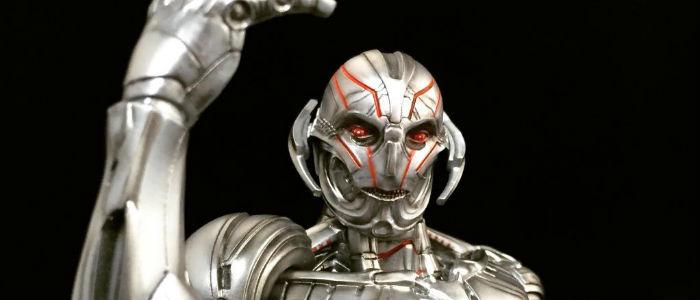 Avengers Statues Ultron header