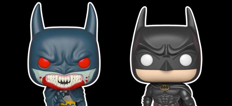 Batman 80th Anniversary Funko POP Figures