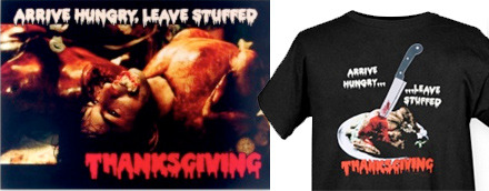 Thanksgiving t-shirt and Poster