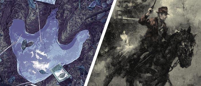 Jurassic Park Print and Indiana Jones Trilogy Prints