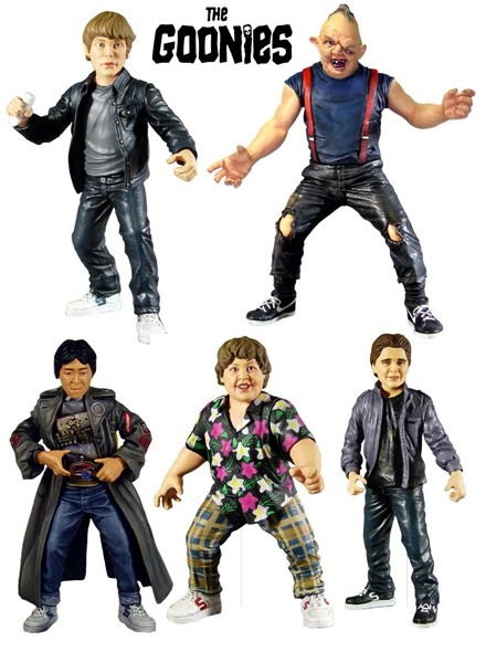 Gonnies Action Figures