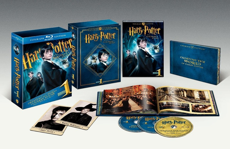 Harry Potter and the Sorcerer's Stone: Ultimate Edition