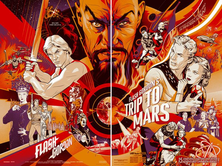 Martin Ansin - Flash Gordon