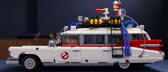 New LEGO Ghostbusters Ecto-1